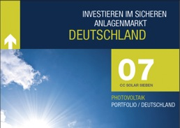 Clen Capital Solar Sieben